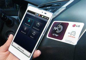 Snel en gemakkelijk je routeplanner opstarten dankzij NFC