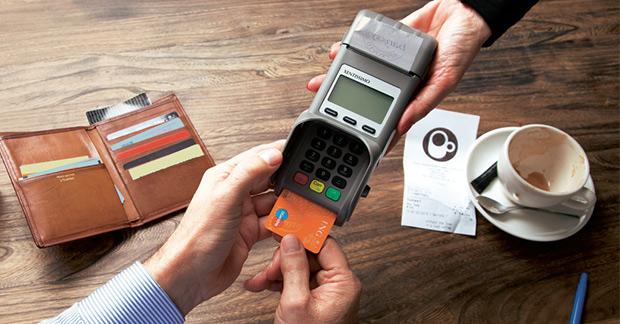 Contactloos betalen populair in de Horeca