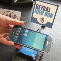 contactloos betalen met smartphone